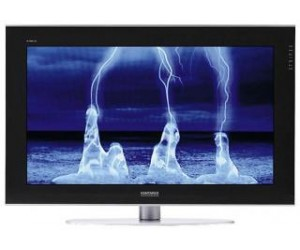 "Hantarex LCD 52"" Stripes Glass Full HD"