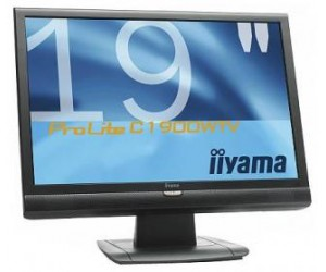 Iiyama C1900WTV-B1